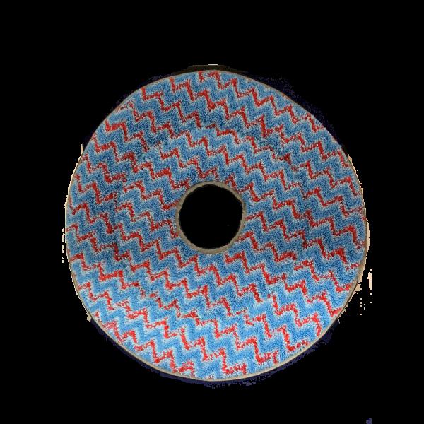 disco scrub in microfibra